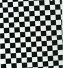 Checkered flag design Hydrographics Film Water Transfer Printing